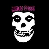 Main wolf blood