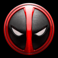 Main deadpool movie logo