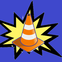 Main construction cone