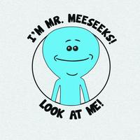 Main i am mr meeseeks rick and morty tv show tshirt in india by silly punter 2f1d2a82 d483 4529 946e 7a999f0e9048
