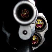 Main smiley gun