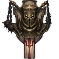 Main crusader