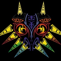Main majoras mask wallpaper 1920x1080