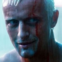 Main roy batty portrait