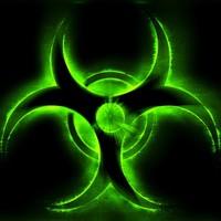Main green biohazard wallpaper pic wpxh30504