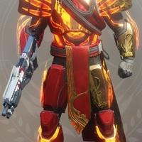 Main majestic titan d2 fire heart