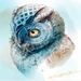 Thumb owl helmet japanese concept art