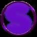 Thumb emblem negative