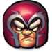 Thumb comics magneto icon