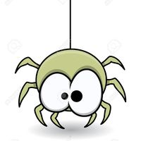 Main 34826337 funny cute spider halloween vector illustration