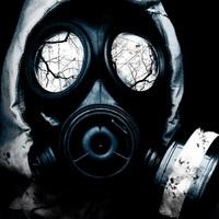 Main gas mask respirator