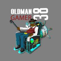 Main oldmangamer38 gaming logo