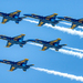 Thumb blue angels