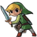Thumb green link  four swords