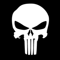 Main the punisher skull by kryptoknight 85 d4iadth