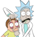 Thumb rick and morty folder icon 43819