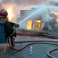 Main lazy firefighter