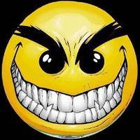 Main evil smiley face