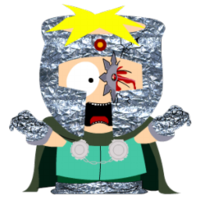 Main butters professor chaos icon