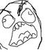 Thumb main angry face