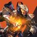 Thumb destiny sunbreaker titan class